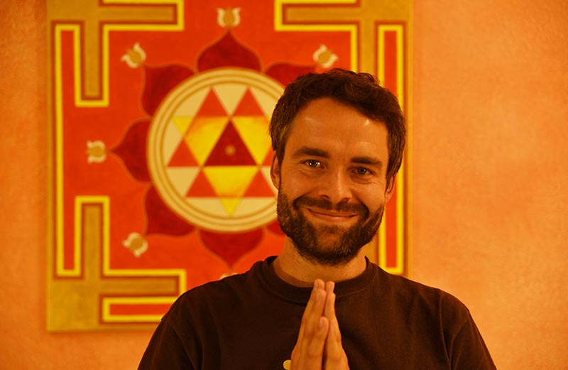 Atemyoga Online Kurs mit Stefan Grothe